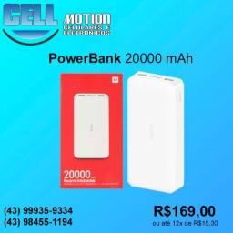 Xiaomi PowerBank 20000mAh