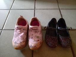Sapatos femenina