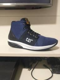 Título do anúncio: Pra acabar o estoque sapato CATERPILLAR + carteira e cinto