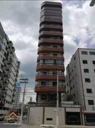 Título do anúncio: Apartamento com 2 dormitórios à venda, 80 m² por R$ 395.000,00 - Vila Guilhermina - Praia