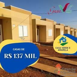 Casas e Apartamentos em Cuiabá e Várzea Grande 135.000,00