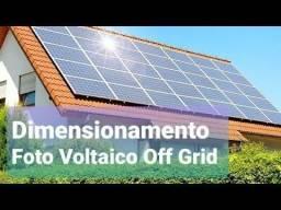 Título do anúncio: Sistema fotovoltaico