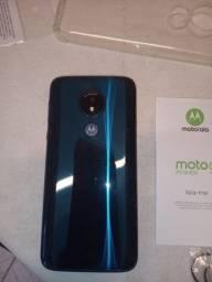 Título do anúncio: Vendo smartphone moto G7 turbo Power