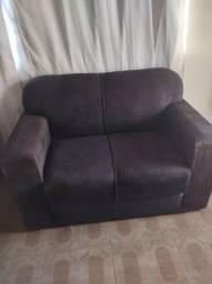 Conjunto de sofá em perfeito estado