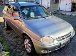Título do anúncio: Corsa Wagon 97/98 impecavel - raridade