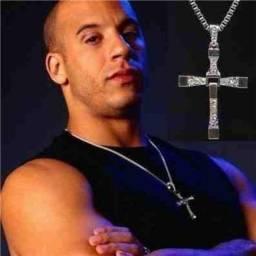 Colar Vim Diesel Dominic Toretto Velozes e furiosos
