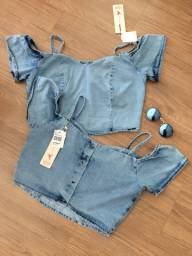 Croopped jeans