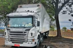 Título do anúncio: Scania P310 Automática Completa