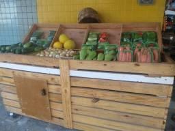 Expositor De verduras e Frutas