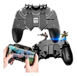 Gamepad suporte para jogos no celular