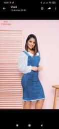 Lindos vestidos Jeans
