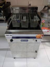 Título do anúncio: Fritadeira elétrica Metvisa VIE44