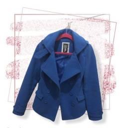 Título do anúncio: Casaco Lã Batida Da Lojas Renner - confecção 38