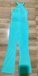 Macacão  Azul tiffany