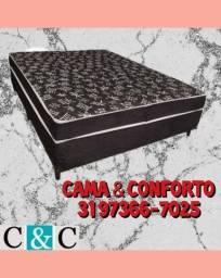 Título do anúncio: SUPER PROMOÇÃO, ENTREGA GRÁTIS!! CAMA BOX DIRETO DA FÁBRICA!!