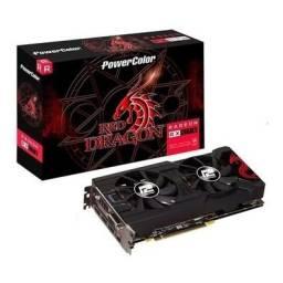 Vendo rx 570 4gb Power Color R$1800 (troco por PS4)