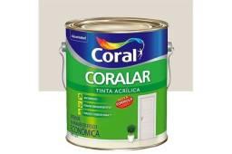 Título do anúncio: Tinta Coralar Acrílica  3,6 Litros Branco