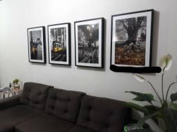 Título do anúncio: Conjunto de quadros de madeira