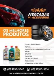 Especialiazada em Óleos Lubrificantes - Mercadão do Acessório - Pitanga/PR