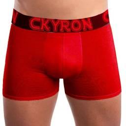 Título do anúncio: Cueca Box de Microfibra  *CKYRON  * Roupas Masculinas