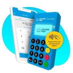 Título do anúncio: Maquininha com NFC