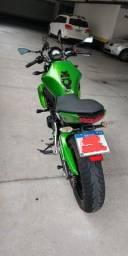 Título do anúncio: Kawasaki ER 6N 2013