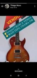 Título do anúncio: Vendo Guitarra funcionando perfeitamente u exm no