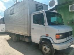 Título do anúncio: Caminhão 3/4 Mercedinha 709