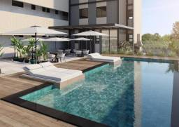Apartamento com área de lazer completa nos bancários R$239.900