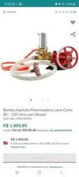 Título do anúncio: Bomba Agrícola Pulverizadora Lava Carro 80 - 120 Litros por Minuto