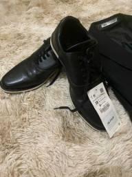 Título do anúncio: Sapato em couro Zara - 38