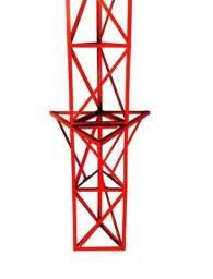 Antena e torre para Rádio Comunitária