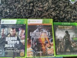 Jogos de Xbox