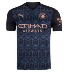Camisa Manchester city Preta G