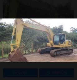 Escavadeira Hidráulica Pc240 Komatsu ( Parcelamos)
