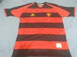 Título do anúncio: Camisa Topper - Sport - Oficial - Autografada.