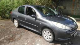 Peugeot 207 Passion xr 10/11 cinza 1.4