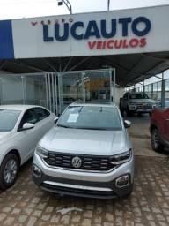 Volkswagen t-cross 1.4 tsi highline 2021