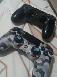 Título do anúncio: Controles PS4