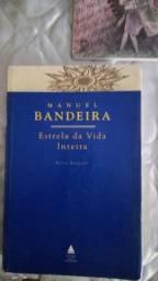 Livro Estrela da vida inteira - Manuel Bandeira