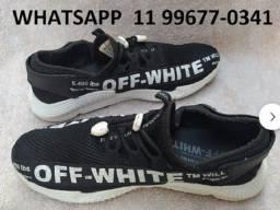 Título do anúncio: adidas off white__baratinho pra ir embora__número 40 __