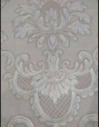 Título do anúncio: Papel de parede importado alto relevo embalado