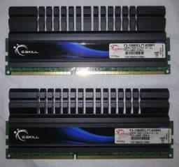 Memória DDR3 2GB PC3 1600 para Desktop