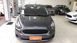 Ford KA 1.0 SE MANUAL - CINZA - 2020