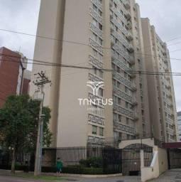 Título do anúncio: Apartamento com 2 dormitórios para alugar, 60 m² por R$ 1.400/mês - Centro Cívico - Curiti