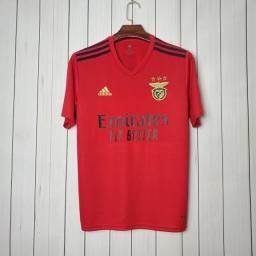 Camisa SL Benfica 20/21 Adidas