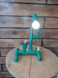 Luminárias Mario Bros (Industrial)