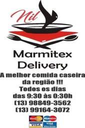 MARMITEX DELIVERY ALMOÇO E JANTAR NESTA SEXTA FEIRA DE FERIADÃO