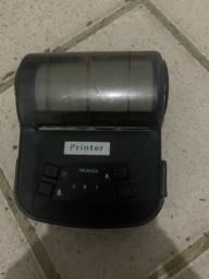 Impressora de cupom fiscal bluetoothes e cabo !