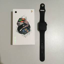 Título do anúncio: HW 16 estilo apple watch estado de novo